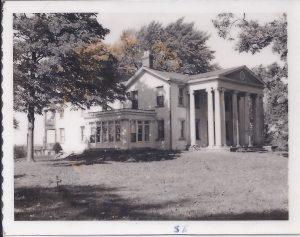 Koonce mansion before Tara