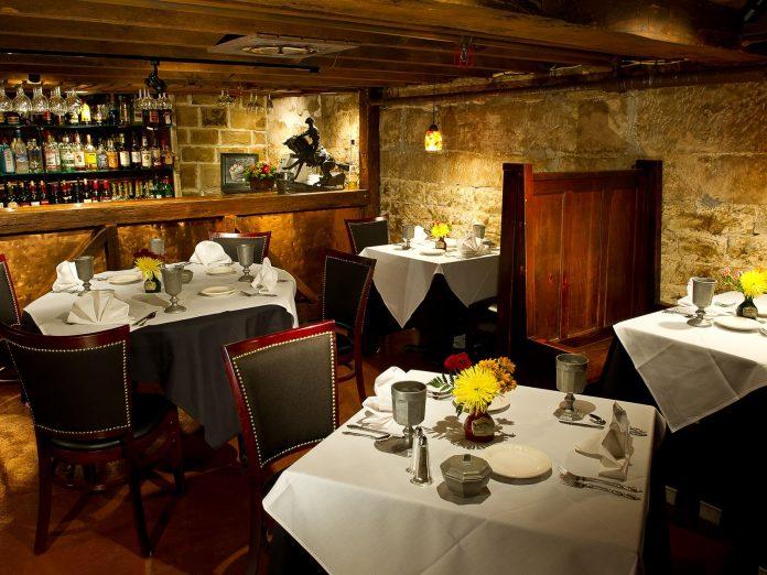 Tara Stonewall's Tavern Tables