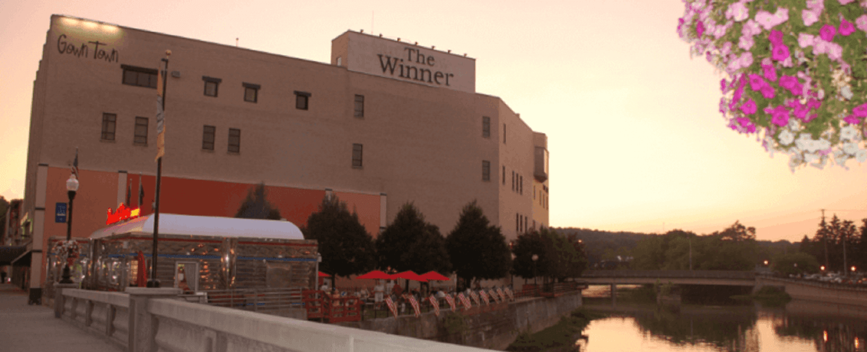The Winner Building