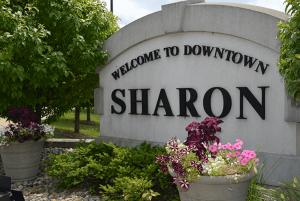 downtown-Sharon-PA-sign